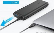 100個限定で500円OFF、ANKERがPD対応20100mAh大容量モバイルバッテリー『PowerCore Speed 20000 PD』発売