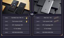 SBプラチナバンド/RAM4GB/5.5型『Nubia M2』が18593円で発売、Xiaomi Redmi Note 4とのスペック比較