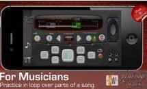 iPhone/iPadアプリセール 2017/12/12 – A-B間再生などミュージシャン向け『Rehearsal Player』などが無料に