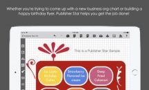 iPadでチラシやカード制作『Publisher Star HD』などが無料に、iPhone/iPadアプリセール 2017/12/29
