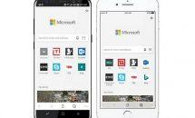 PCとスマホ間でブラウザ同期、iOS/Android版「Microsoft Edge」一般公開