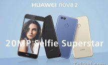 前面2000万画素カメラ搭載『Huawei Nova 2』などのクーポン配布中、ドキドキセールも #Banggood