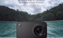 Xiaomi製4Kアクションカメラ『Mijia』や360度パノラマカメラにクーポン、MicroSDカード128GBなども値下げ中 #Lightinthebox