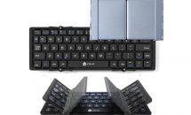 (終了)1/18限り、iClever 折りたたみ式Bluetoothキーボードなどが値下げ中―Amazonタイムセール