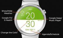 スマートウォッチ常時表示や天気等を表示『Two Sides Flat Watch Face』などが0円に、Androidアプリ無料セール 2018/2/15