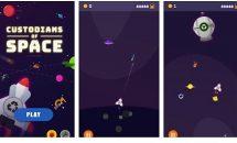 宇宙をキレイに『Custodians of Space』などが0円に、Androidアプリ無料セール 2018/2/19