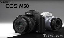 Canon EOS M50発表、初の4Kミラーレスカメラ―価格・仕様・発売時期・動画
