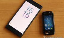 世界最小LTEスマートフォン『Jelly Pro』購入、重さなど開封レビュー