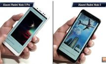Xiaomi Redmi Note 5 / 5 Proのハンズオン動画・2機種の比較あり