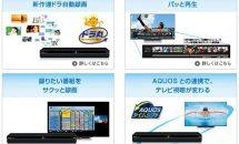 (終了)2/10限り、シャープ 1TB 3チューナー AQUOS ブルーレイレコーダー BD-NT1000が特選商品などが値下げ中―Amazonタイムセール