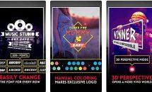 ロゴ作成『Logo Swag』などが無料に、iPhone/iPadアプリセール 2018/3/24