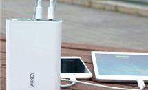 先着400限り、大容量13400mAhモバイルバッテリー『AUKEY PB-N63』に35%OFFクーポン