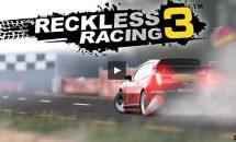 通常280円の爽快レーシングゲーム『Reckless Racing 3』が110円など、Androidアプリ値下げセール 2018/4/20