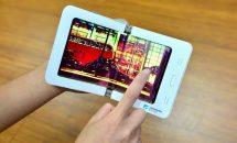 ITRIが折り畳みAMOLEDディスプレイを発表、プロトタイプ動画