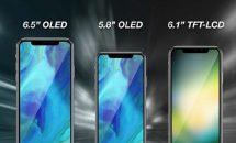 次期iPhone Xシリーズのサイズ、6.5インチ版は8 Plusと 5.8インチは現行モデルと同じか