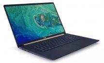 15.6型Acer Swift 5 (2018)発表、狭額縁や指紋などスペック