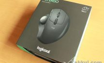 最新トラックボールマウス『ロジクール MX ERGO』購入レビュー(前編)、M570と比較