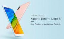 5.99型『Xiaomi Redmi Note 5』発売記念クーポン配布中、自撮りLEDフラッシュなど