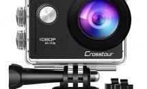 (終了)5/8限り、Crosstour アクションカメラ特集などで値下げ中―Amazonタイムセール