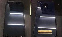 Moto Z3 Playの実機画像がリーク、背面デュアルカメラ・指紋センサーは側面など
