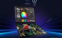 2画面ノートパソコン『ASUS Project Precog』発表、4つのモードやスタイラスペンなど