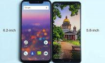 Huawei P20キラーか、UMIDIGI Z2の比較動画/公式より