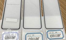 次期iPhoneシリーズ3モデルとする保護フィルムがリーク、ベゼル幅に違い