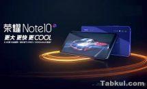 honor Note 10 発表、6.95型/RAM8GBに冷却パイプなどスペック・価格