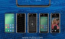 デュアルスクリーンの『ZTE nubia Z18S』がリーク、Snapdragon 845搭載とも