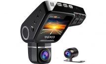 (終了)7/2限り、レビュー485件の前後カメラ同時記録ドライブレコーダーが7880円など値下げ中―Amazonタイムセール
