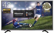 (終了)7/22限り、43V型フルハイビジョン液晶テレビが特選で34000円など値下げ中―Amazonタイムセール