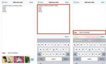 通常120円の画像付きテキストをタグ管理『Notes – Notes with tags』などが無料に、iOSアプリ値下げ情報 2018/7/4