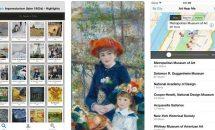 通常600円の9万以上絵画や彫像を鑑賞『Art Authority』などが無料に、iOSアプリ値下げ情報 2018/7/22
