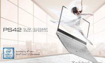 msi、1.19kgの14型ゲーミングPC『PS42 8RB』シリーズ3機種を発表/スペック・価格・発売日