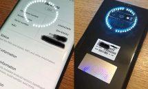 Samsung Galaxy Note 9の実機写真リーク、型番SM-N960U