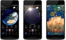 通常780円の天気予報・ライブ壁紙『3D EARTH PRO』が110円に、Androidアプリ値下げセール 2018/8/31
