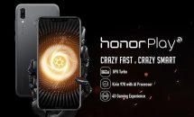 honor Playの発売日は8月8日か、4万円台のゲーミングスマホのスペック・価格