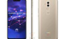 Huawei Mate 20 Liteのレンダリング画像リーク