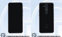 Huawei Mate 20 Liteが中国TENAAを通過、クアッドカメラなどスペックと画像がリーク