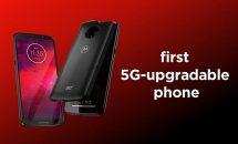 Motorola Moto Z3発表、5G対応/6.01型のスペック・価格