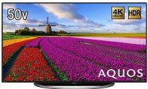 (終了)8/11限り、シャープ 50V型 4K対応液晶テレビ AQUOSが特選商品で値下げ中―Amazonタイムセール