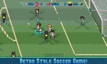 通常360円のレトロに高い操作性『Pixel Cup Soccer 16』などが無料に、iOSアプリ値下げ情報 2018/8/8