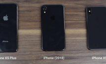 iPhone (2018)の2モデル、1つは中国向けデュアルSIM版か