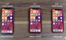 次期名称はiPhone XSか、3モデルのハンズオン動画