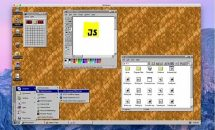 懐かしいWindows 95がアプリで登場・配布中、macOSやLinuxでも動作可能
