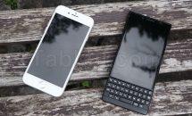 BlackBerry KEY2 レビュー03、Antutu/Geekbenchなどベンチマーク4アプリのスコア比較