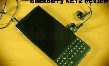 BlackBerry KEY2 レビュー01、他のスマホとのサイズ感・実際の重量など