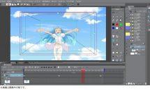 CLIP STUDIO PAINTがアニメ制作機能を大幅アップデートへ、東映アニメーションデジタルタイムシート提供予定