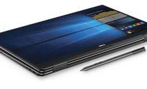 デル、筆圧2048ペン搭載13.3型『DELL XPS 13 2-in-1』発表・価格