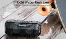 TWS対応IP56防滴ワイヤレススピーカーと小さな2ポート充電器にクーポン #Geekbuying